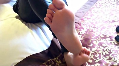 Nylon feet, Asian feet, Asian foot