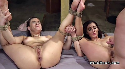 Tie, Anal threesome