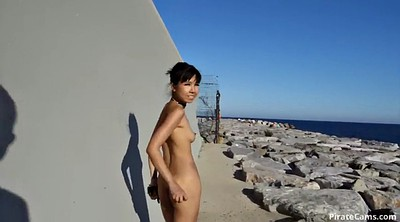 Walk, Stranger, Walking, Stranger beach, Solo squirt, Public pee