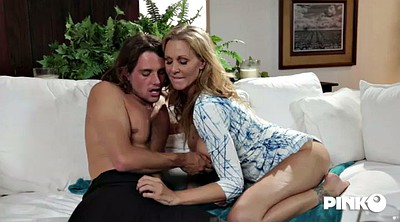 Julia ann, Julia, Mature blonde