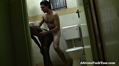 Bathroom, African