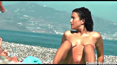 Spy, Spy cam, Nudist beach, Chubby milf