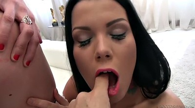 Face, Small tits anal, Ass mouth