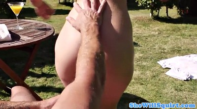 Squirt, Squirting, Garden