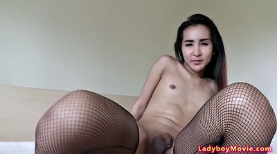 Anal lingerie, Fishnets, Asian gay