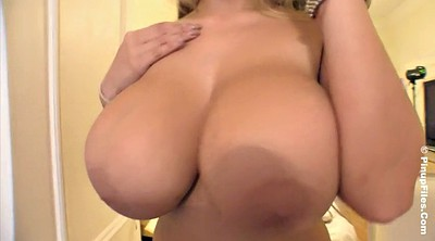Outdoor, Big boobs, Huge boobs, Bouncing boobs