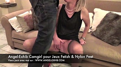 Nylon feet, Nylon foot, Feet nylon, Nylon fetish, Foot nylon