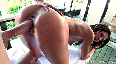 Oil, Alexa tomas, Danny, Big butt