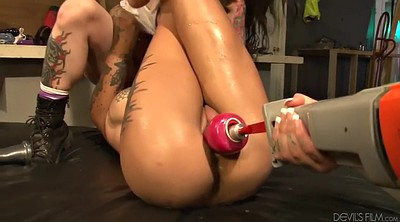 Prolapse, Toys, Tattooed, Bonnie rotten, Destroy, Squirt anal