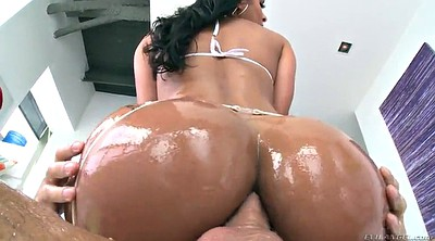 Big butt anal, Brazilian ass