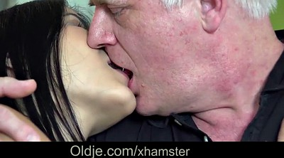Close, Mistress t, Teen mistress, Granny small tits