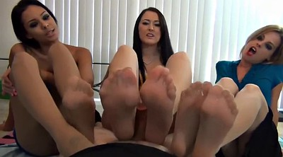 Pantyhose foot fetish, Pantyhose feet